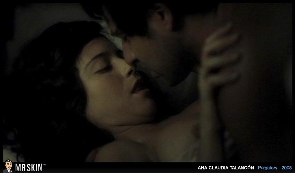 Video porno de ana claudia talancon