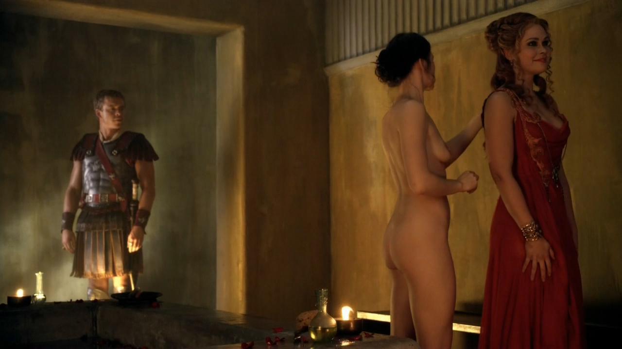 Anna Hutchison Nude Pics