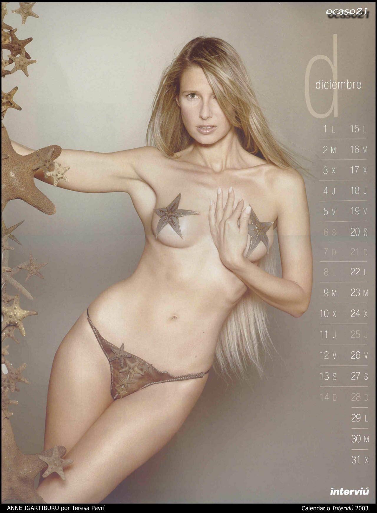 Fotos De Anne Igartiburu Desnuda Página 6 Fotos De Famosastk