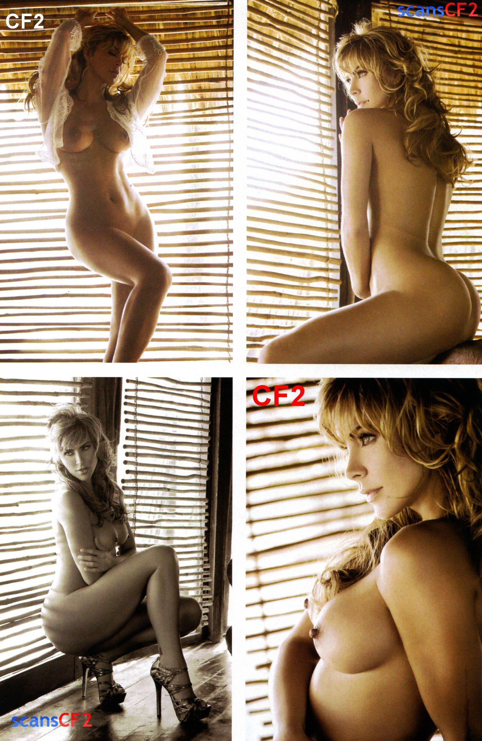 aylin mujica desnuda