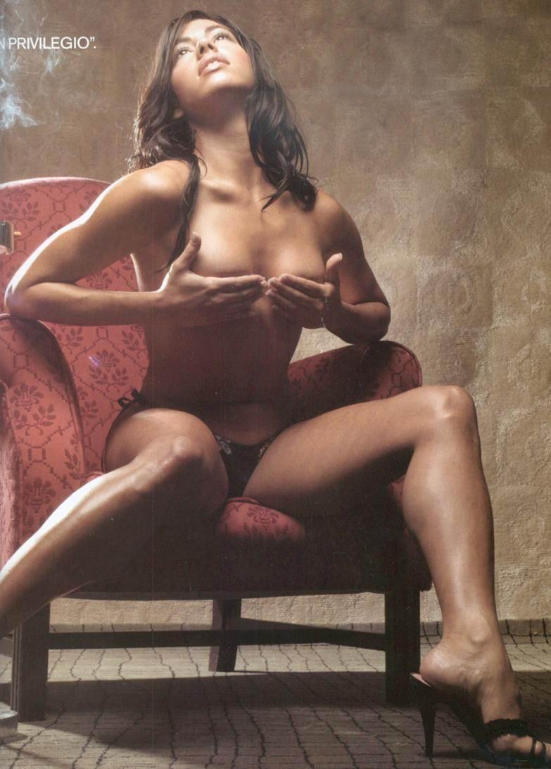 Fotos eróticas de azafatas