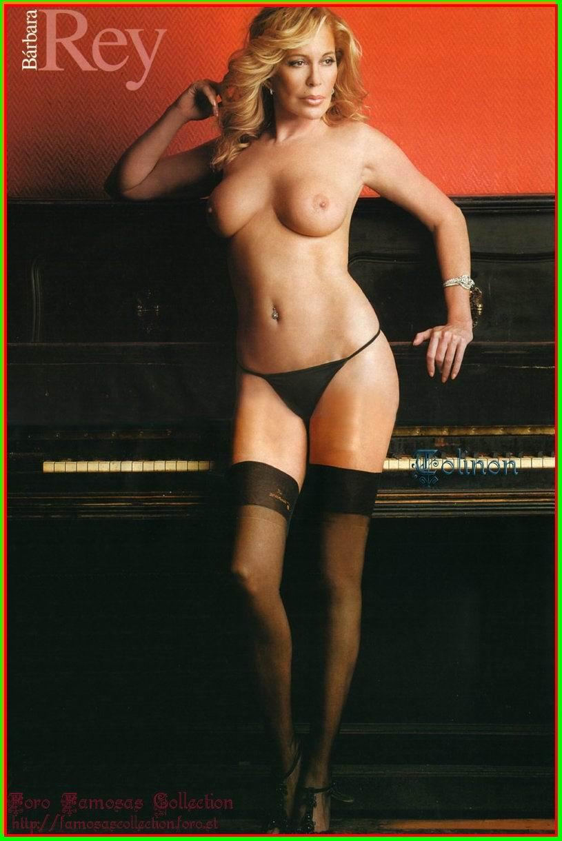 Brbara Rey, al desnudo - telecincoes
