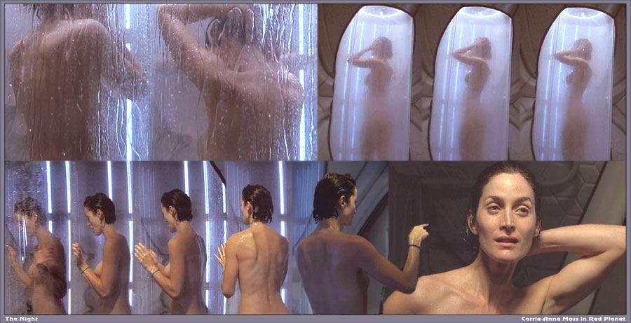 Carrie Ann Moss Nude