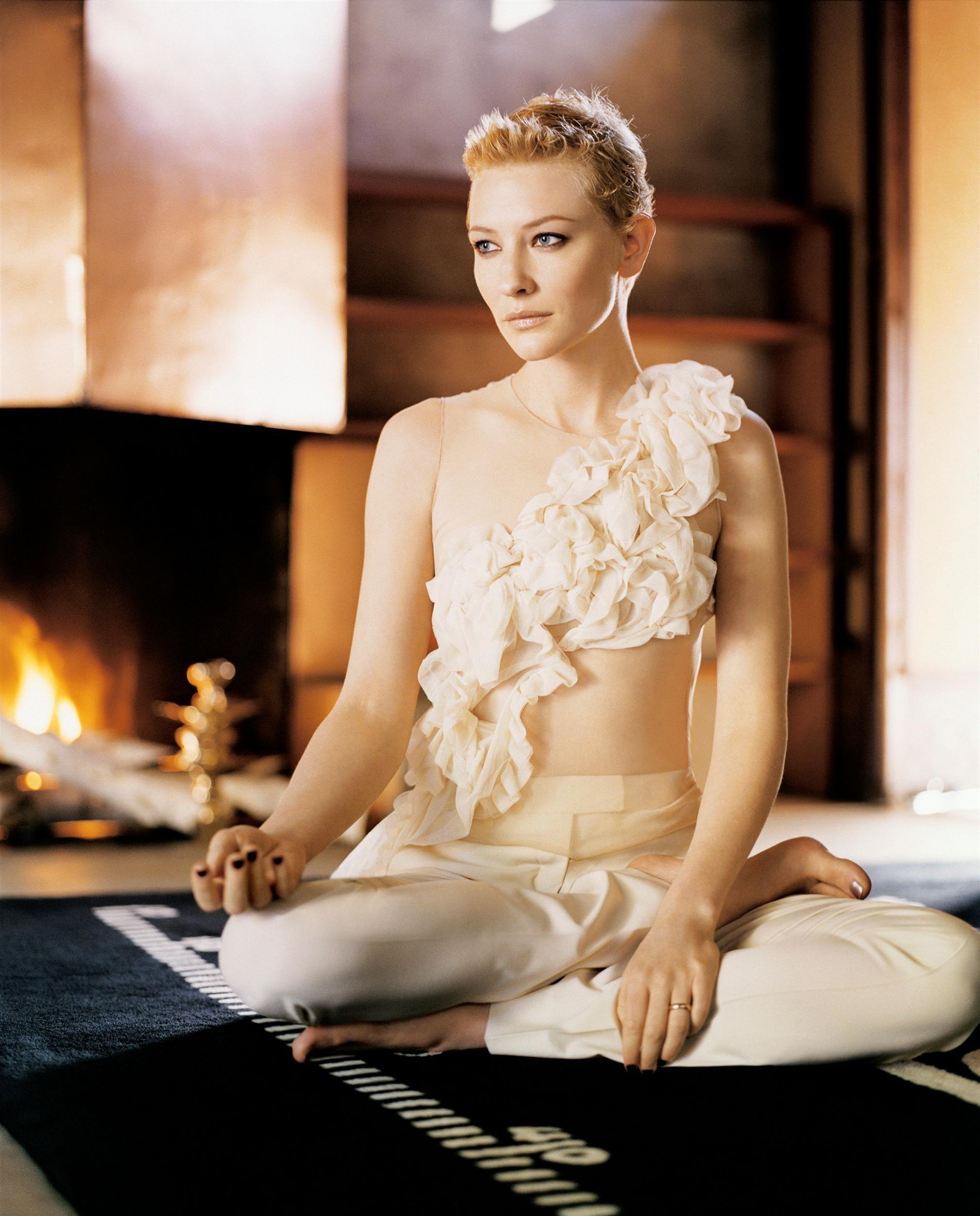 Fotos De Cate Blanchett Desnuda Fotos De Famosastk