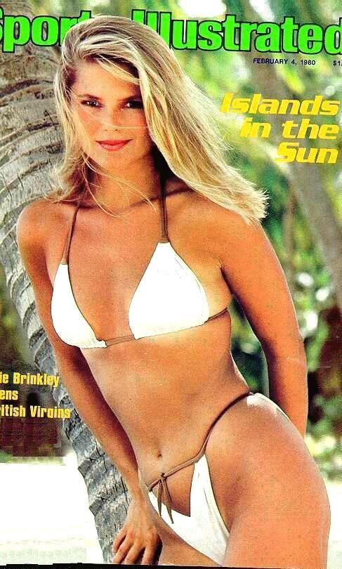 Christie Brinkley desnuda - Fotos y Vídeos -