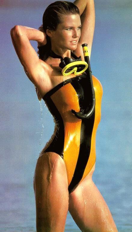 Christie Brinkley desnuda Imágenes, vídeos y