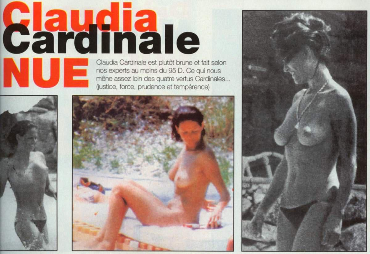 Claudia cardinale nude porn pics xxx images