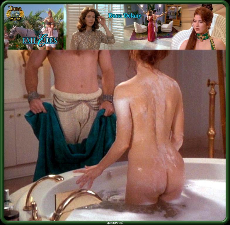 Dana Delaney en vivo desnuda
