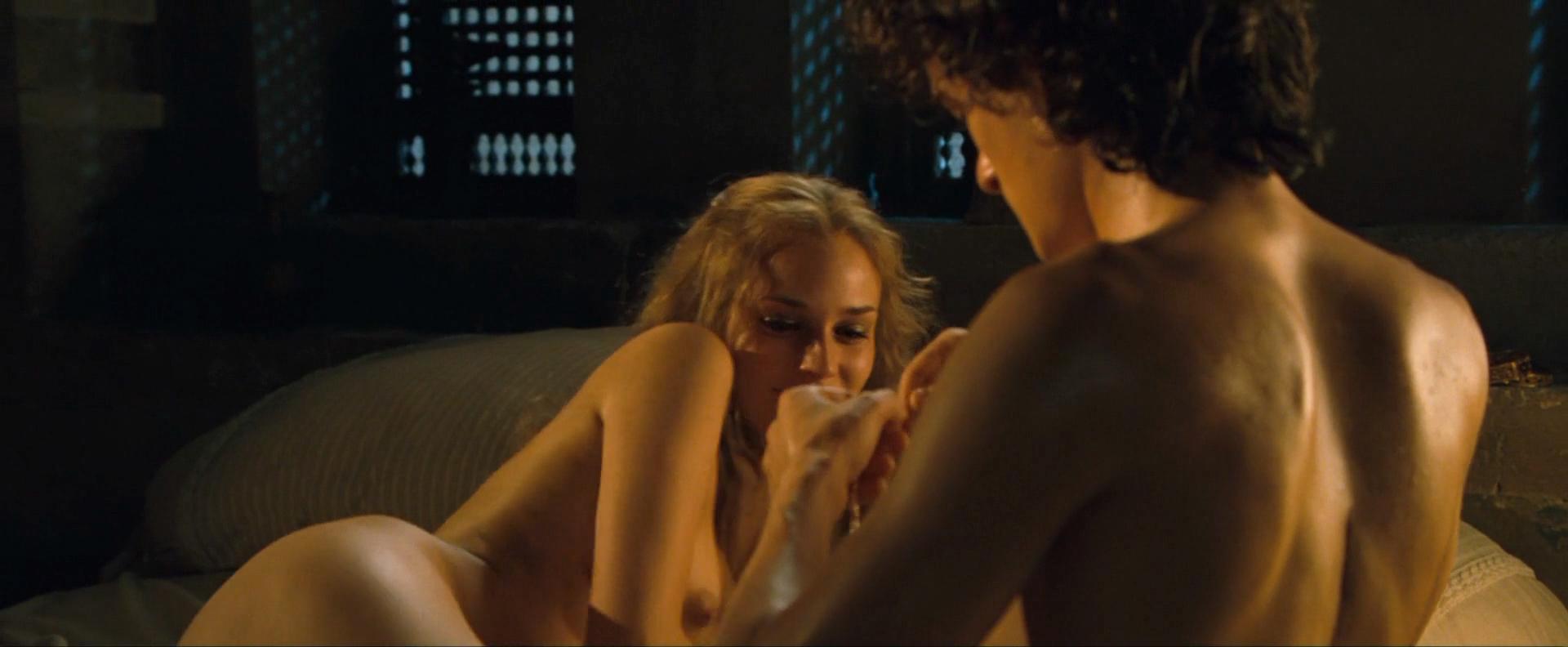 Diane Kruger desnuda en Inhale ANCENSORED