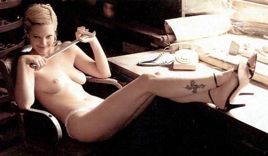 Fotos desnudas gratis de drew barrymore