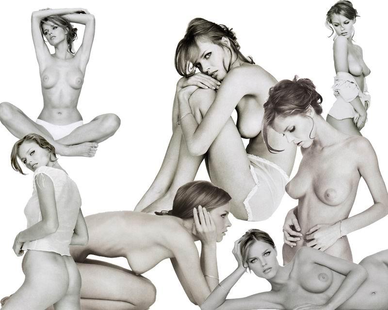 Etiquetas Desnuda Embarazada Eva Herzigova Famosas Fotos