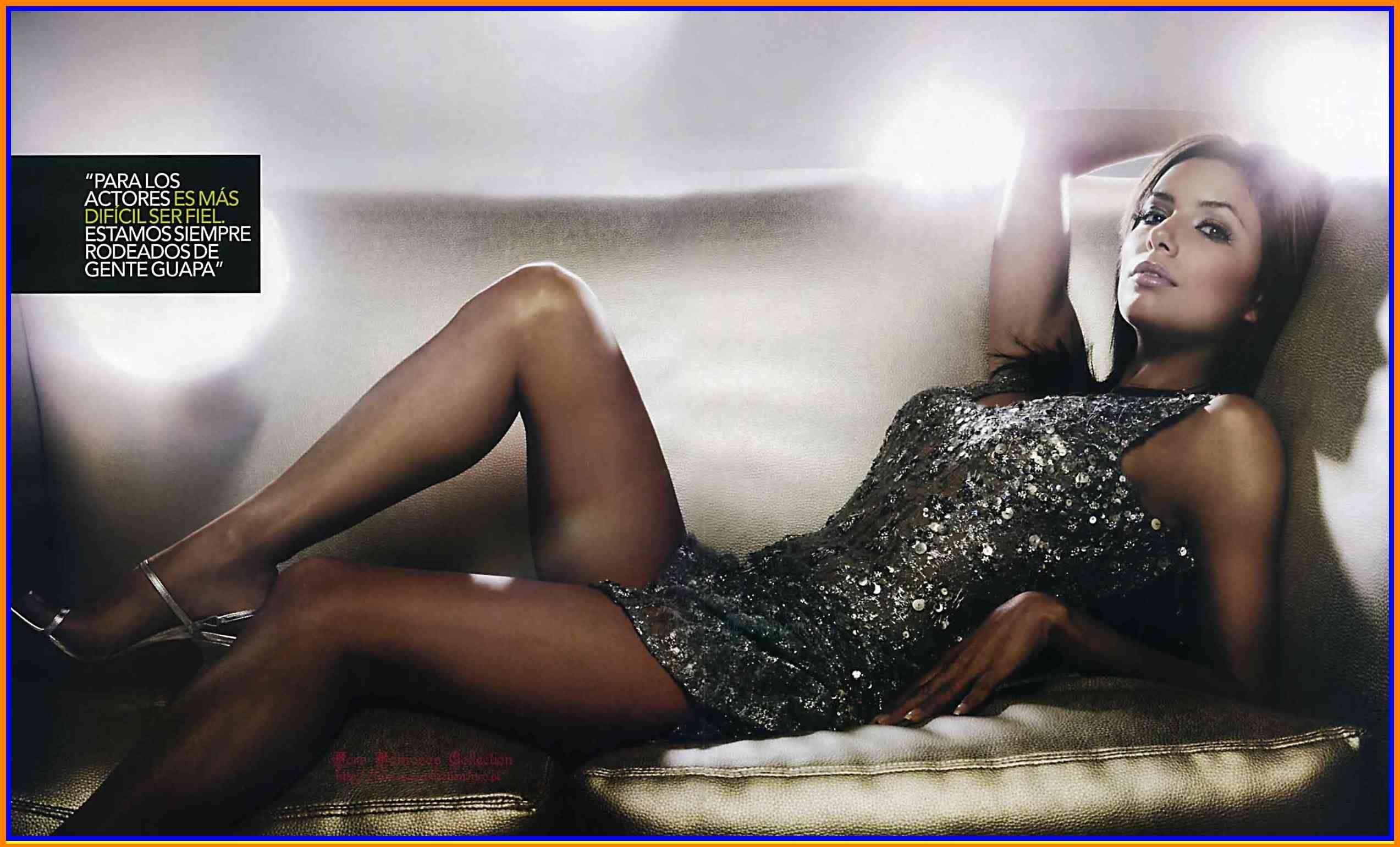 Eva Longoria falsifica bs desnuda