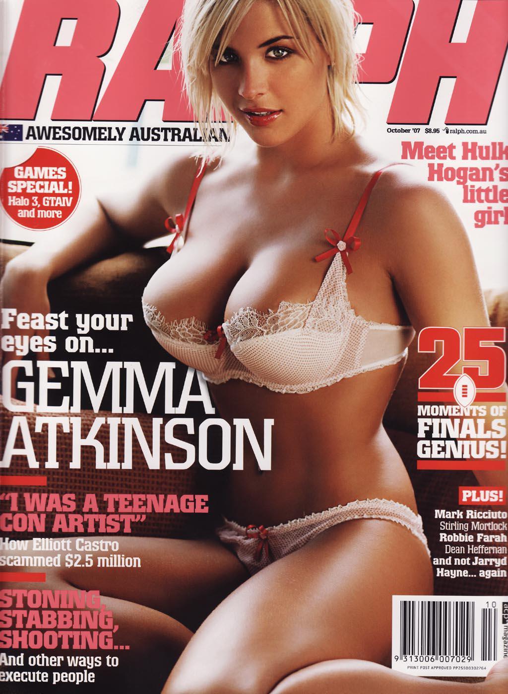 Fotos de gemma atkinson desnuda