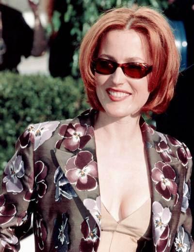 Tus Famosas Desnudas Recordando Gillian Anderson Topless En