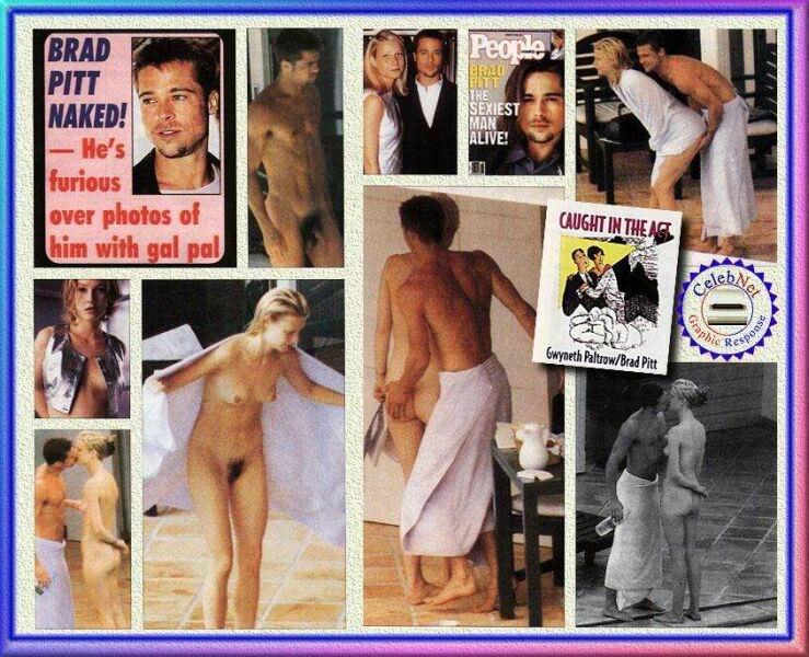 Fotos desnudas de gwineth paltrow