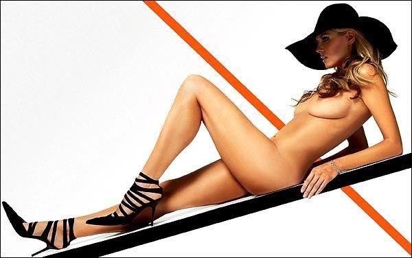 Heidi strobel fotos desnudas
