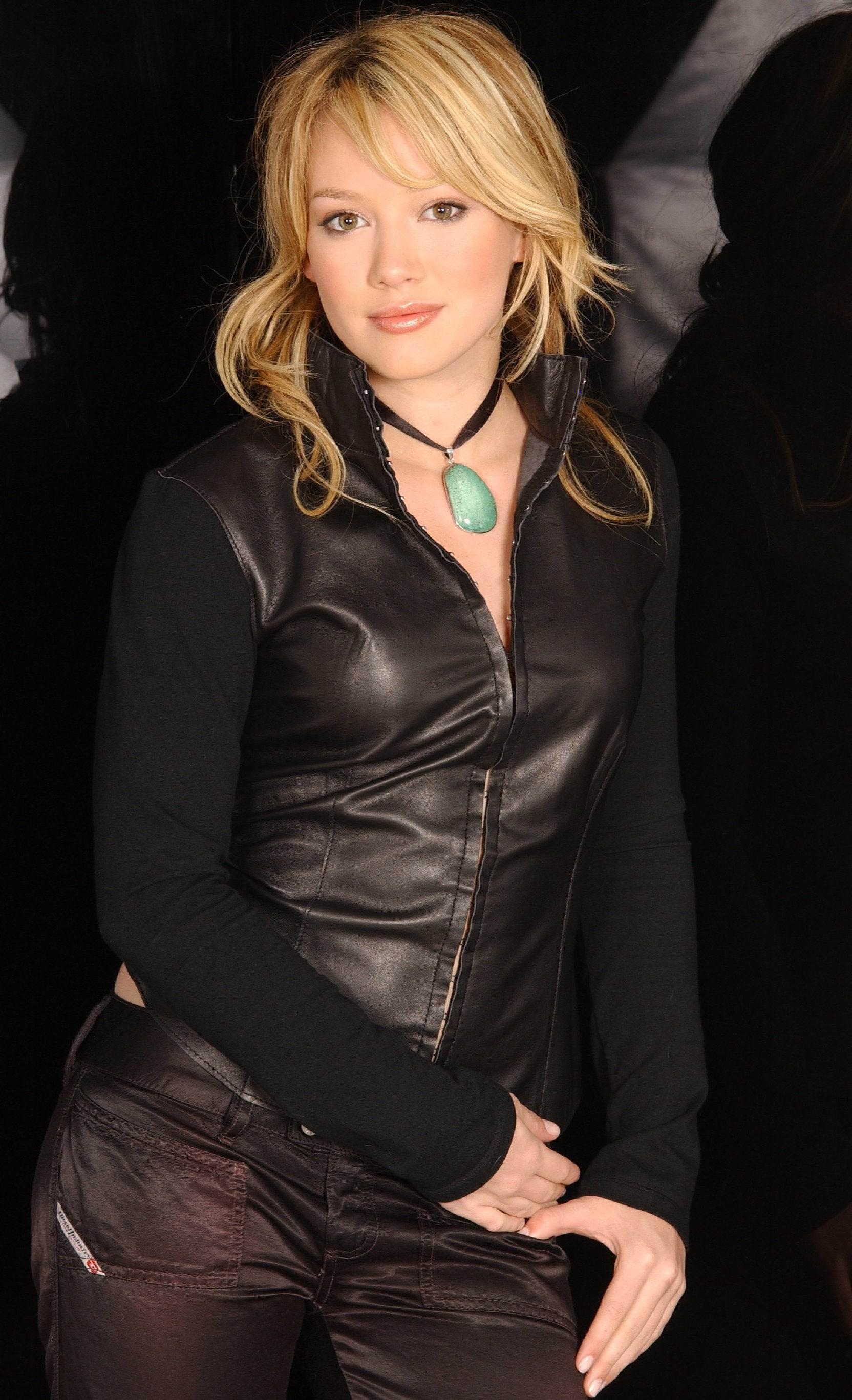 Fotos de Hilary Duff desnuda - Fotos de FamosasTK