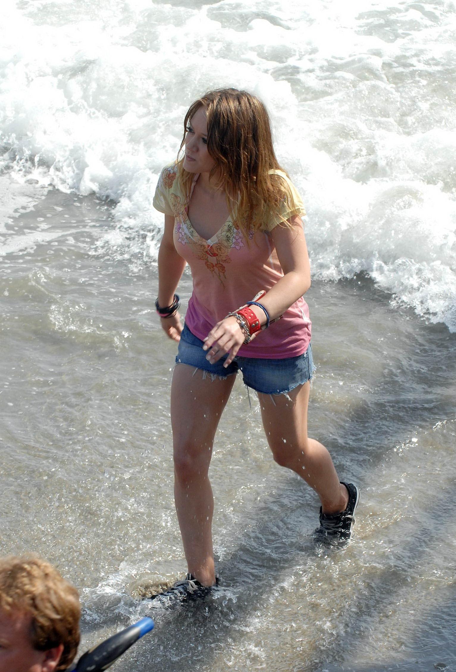 Fotos de Hillary Duff desnuda, Hillary Duff fotos porno