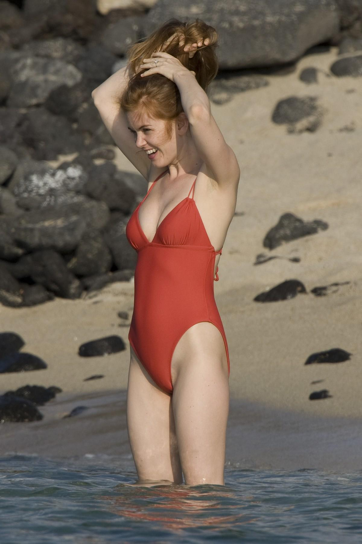 Isla fisher desnuda Cultture