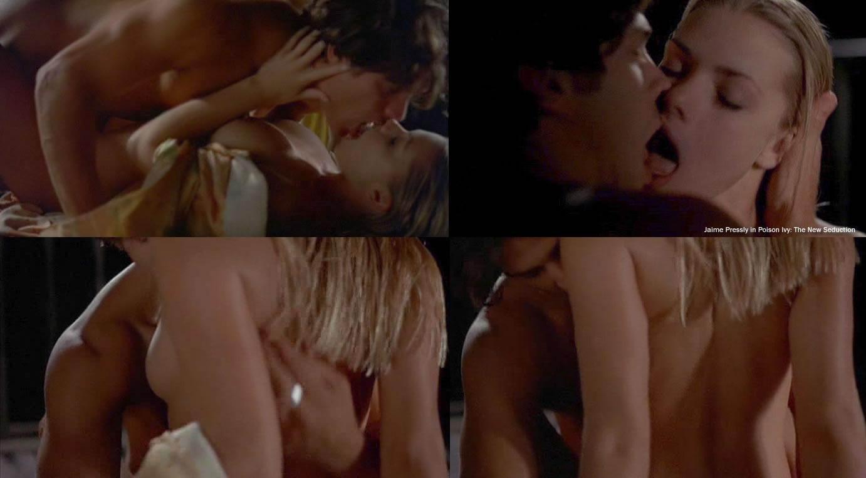 Heather Graham y Jaime Winstone Desnuda en una
