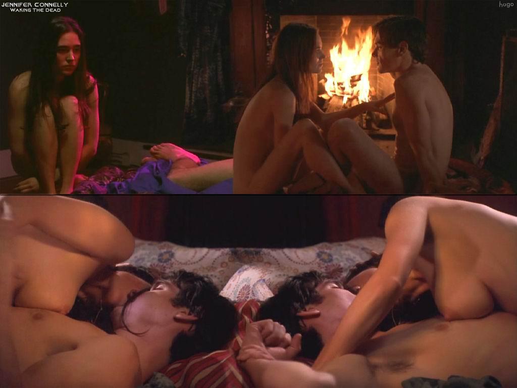Jennifer Connelly desnuda - Fotos y Vídeos -