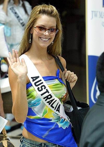 Jennifer Hawkins fotos modelo video desnuda