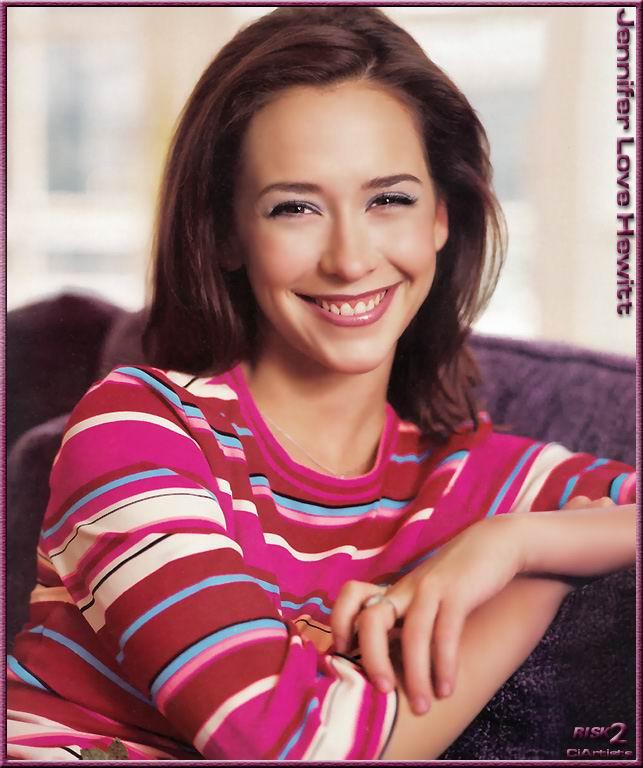 Jennifer love hewitts foto de mama