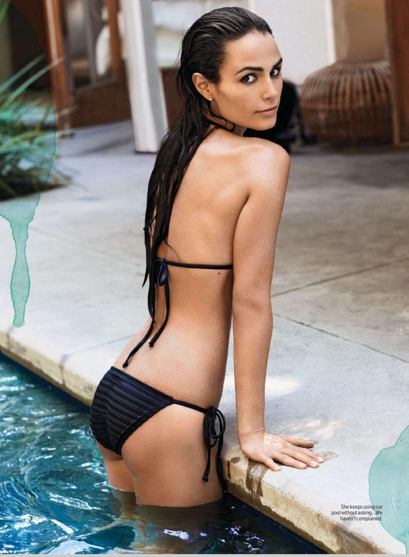 Jordana Brewster desnuda - Fotos y Vídeos -