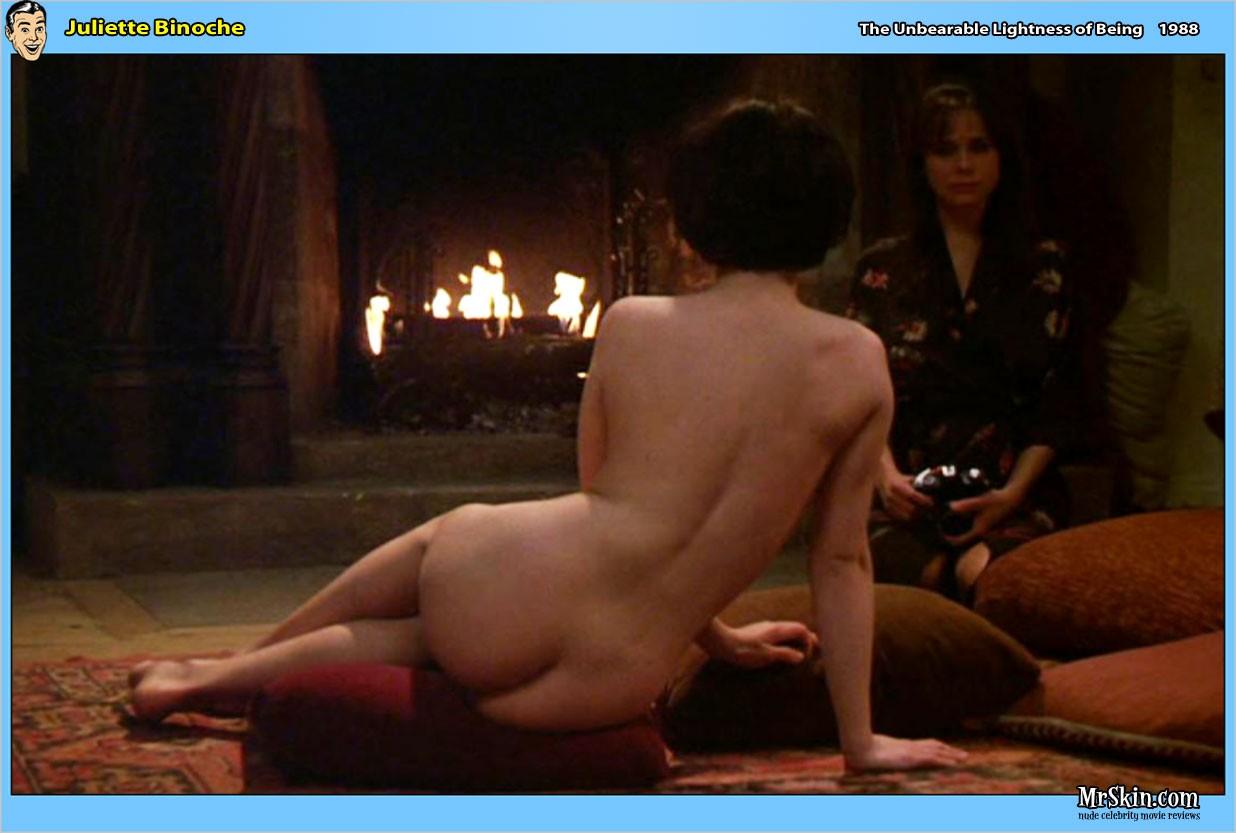 Juliette binoche fotos desnudas