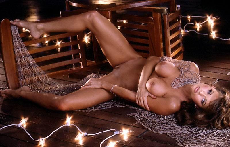 fotos de karen mcdougal desnuda
