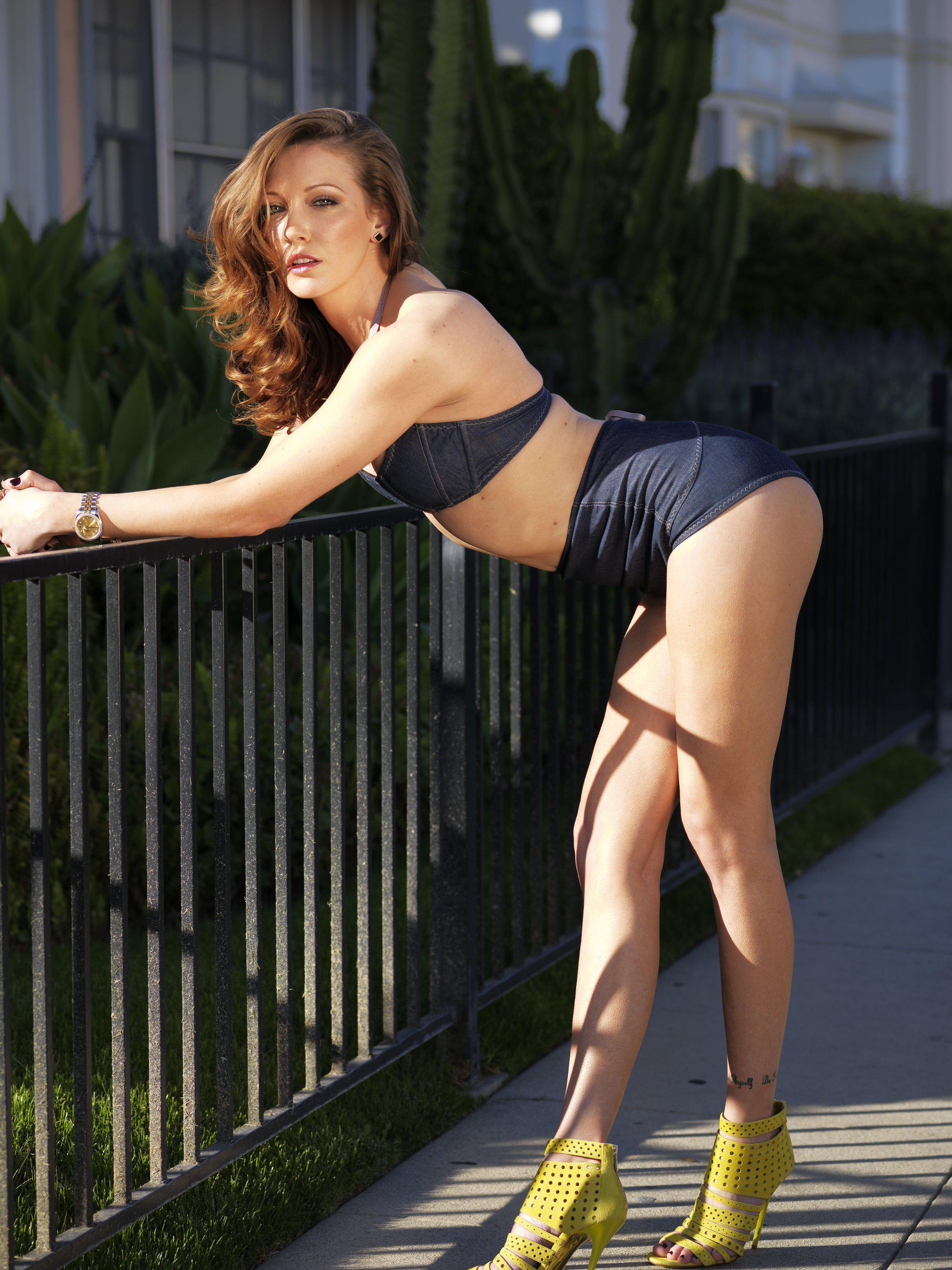 Katie Cassidy desnuda fotos