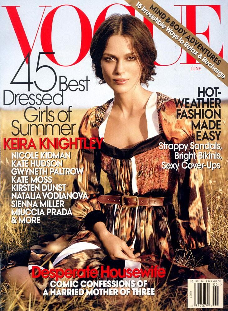 Keira Knightley desnuda - Fotos y Vídeos -