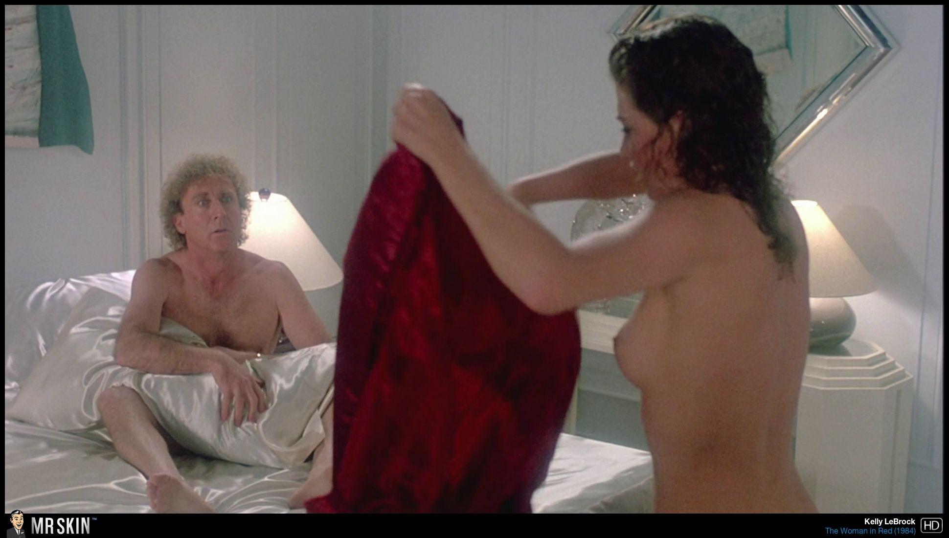 Kelly Lebrock Topless