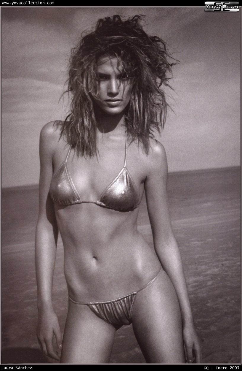 Laura Sanchez nackt nackt Desnuda