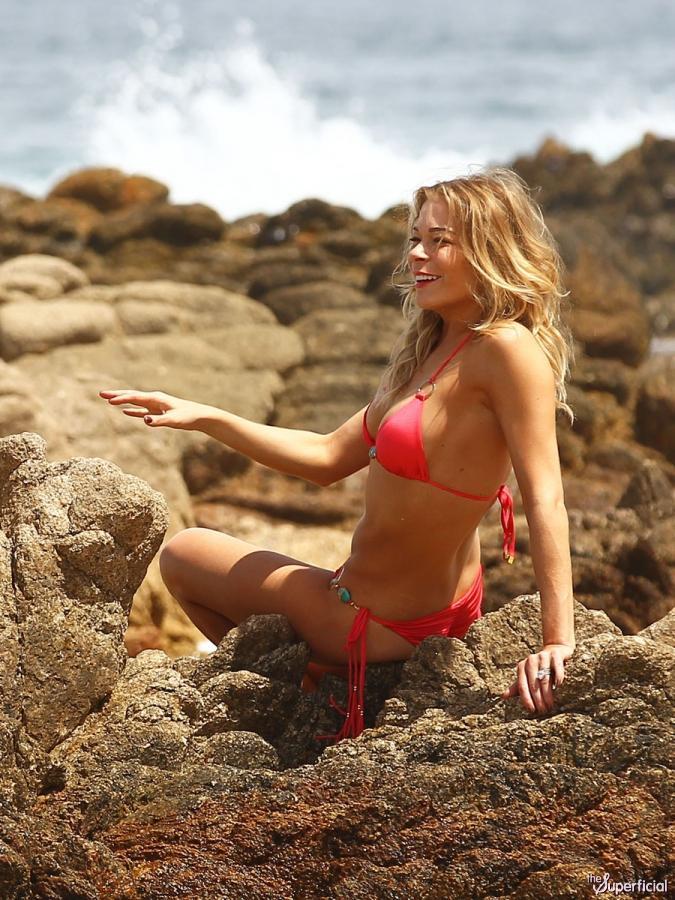 LeAnn Rimes desnuda - Fotos y Vídeos -