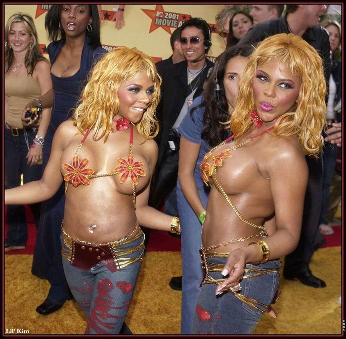 Lil Kim sexy sexy sexy fotos!