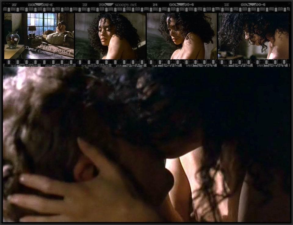Fotos de desnudos de Lisa Bonet filtradas en internet
