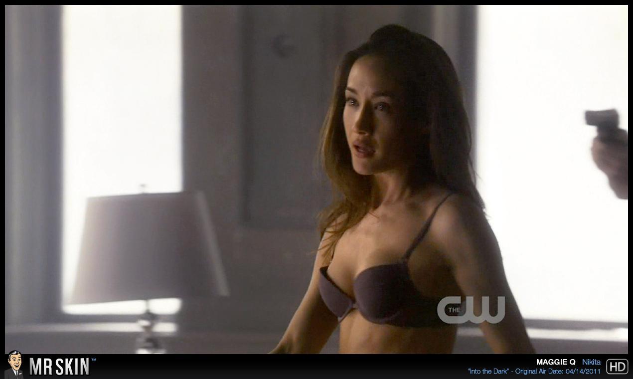 Maggie q fotos desnudas