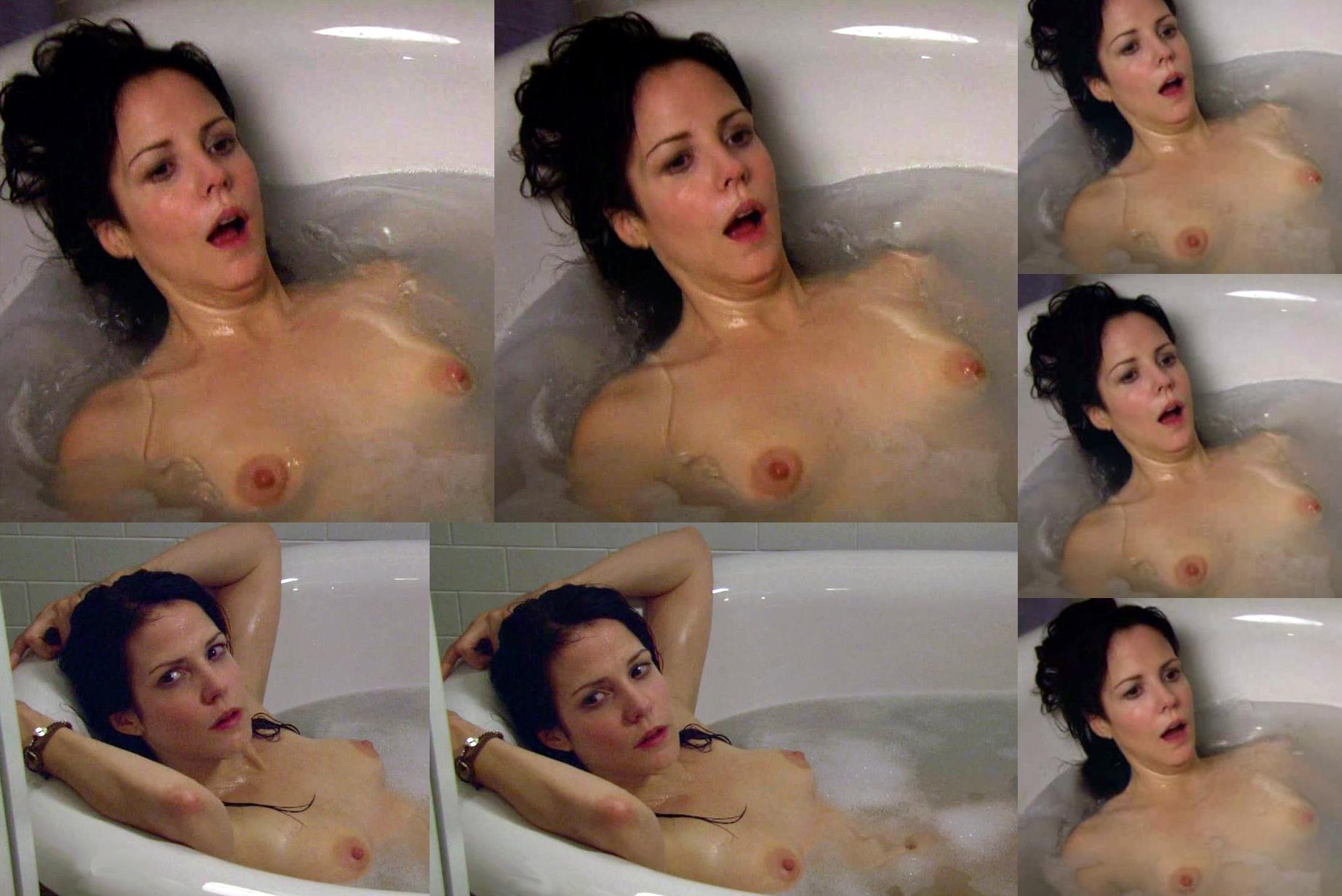 Todas las escenas de Mary-Louise Parker desnuda en