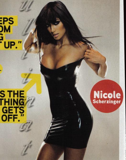 Fotos de Nicole Scherzinger desnuda - Página 3 - Fotos