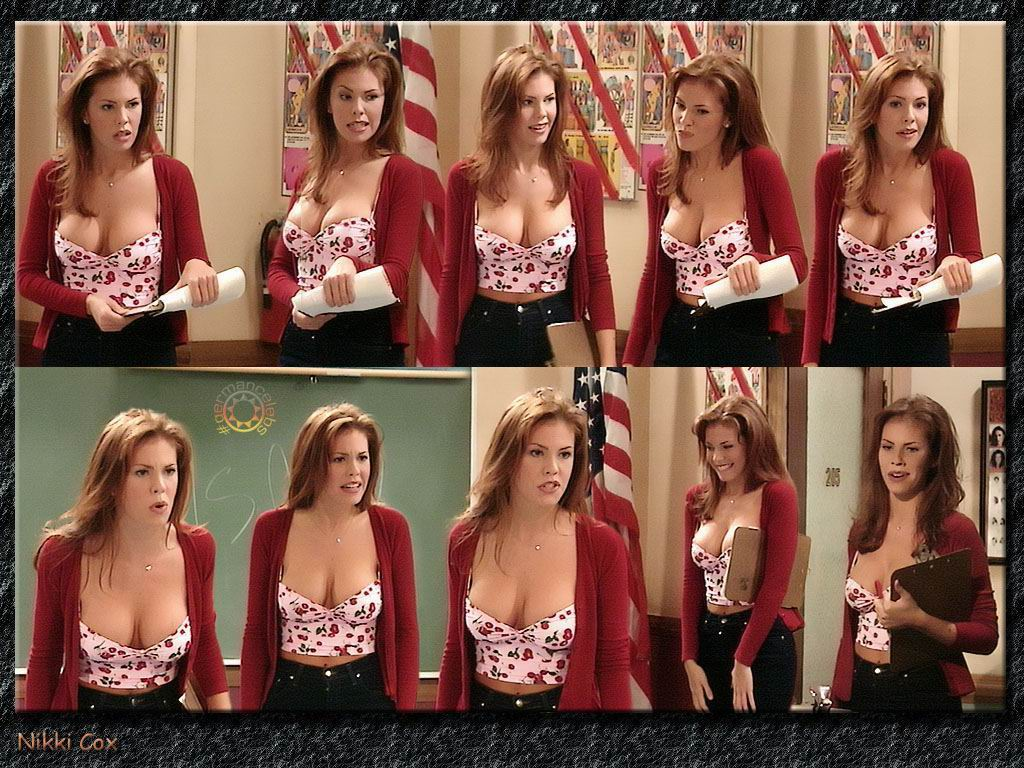 Nikki realmente se desnuda