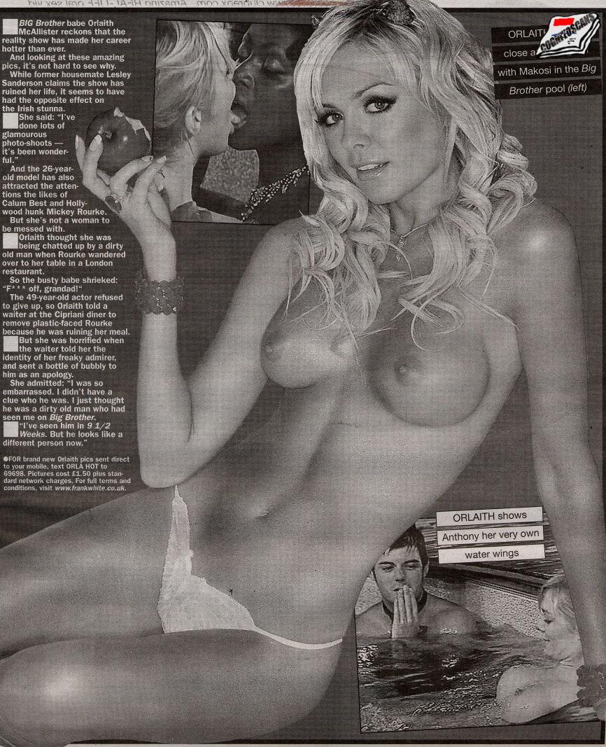 Mcallister desnuda orlaith pic