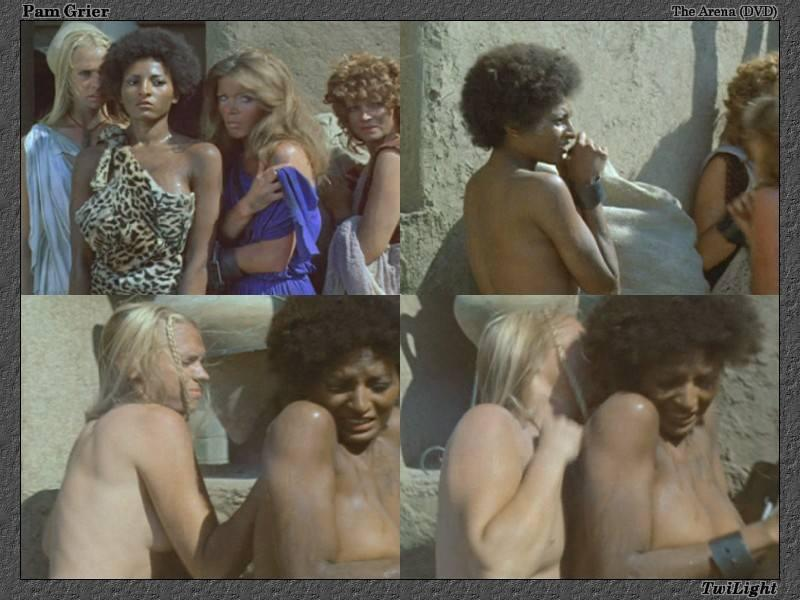 Pam Grier desnuda Imgenes, vdeos y - ANCENSORED