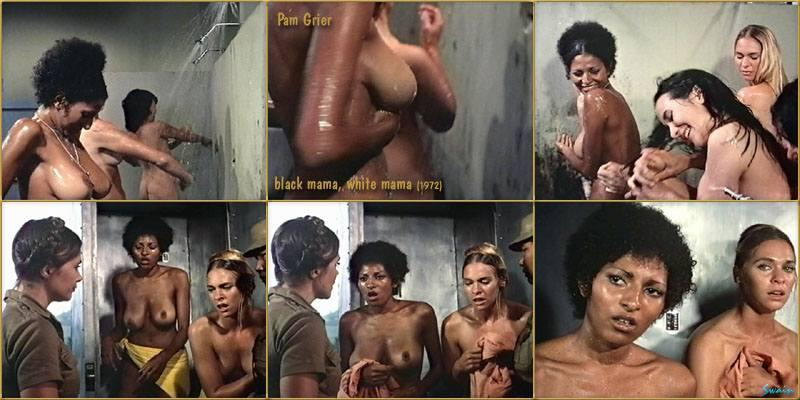 Dark pussy pam grier naked warriors mia fast