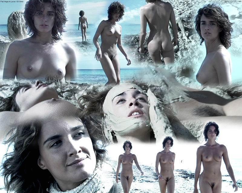 Fotos desnudas de Paz Vega