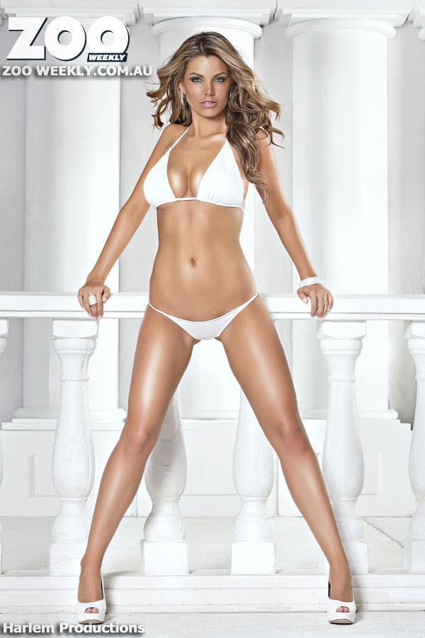 Rachael Neiberding nackt, Oben ohne Bilder, Playboy