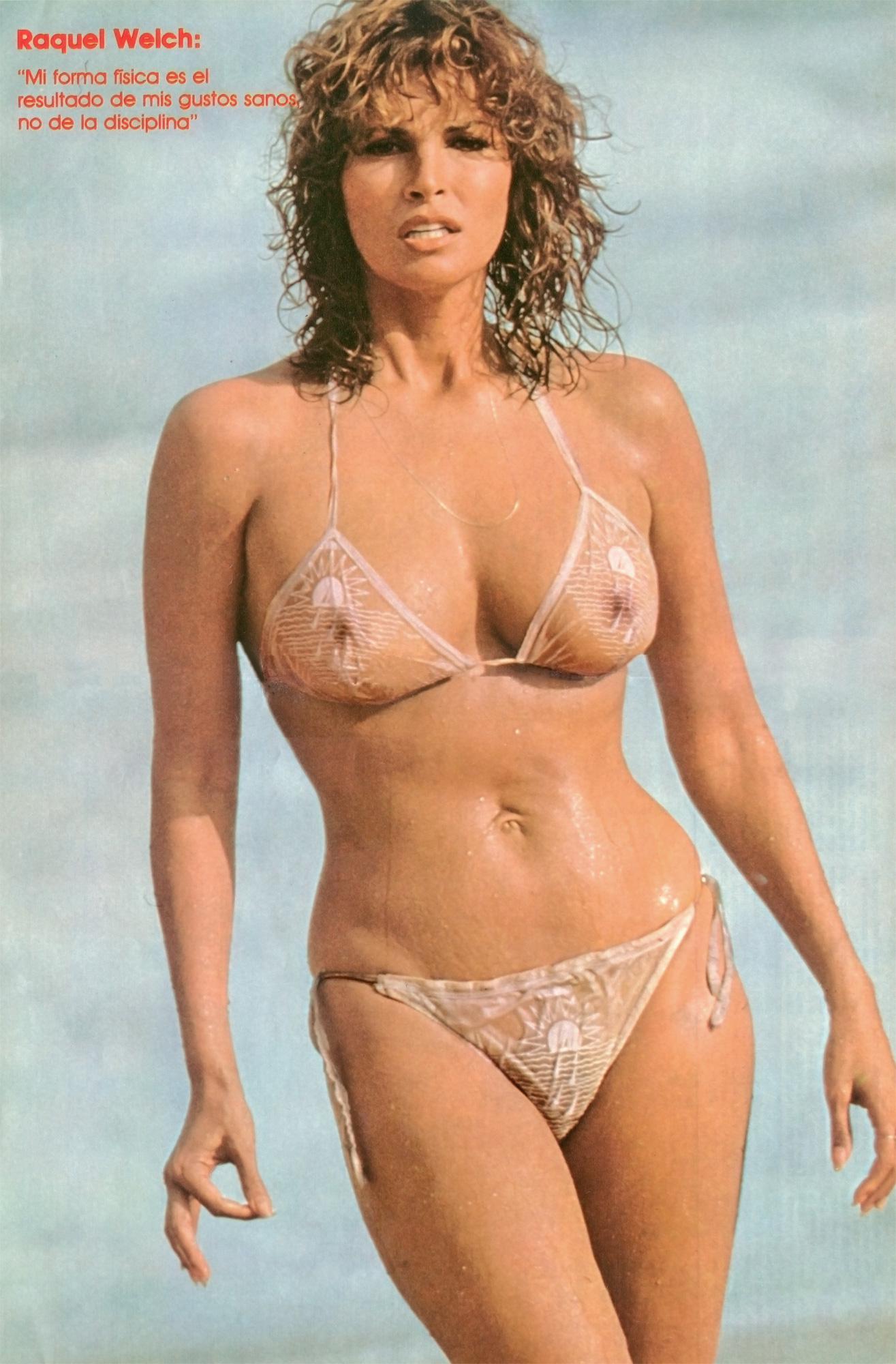 Rachel welch actriz desnuda