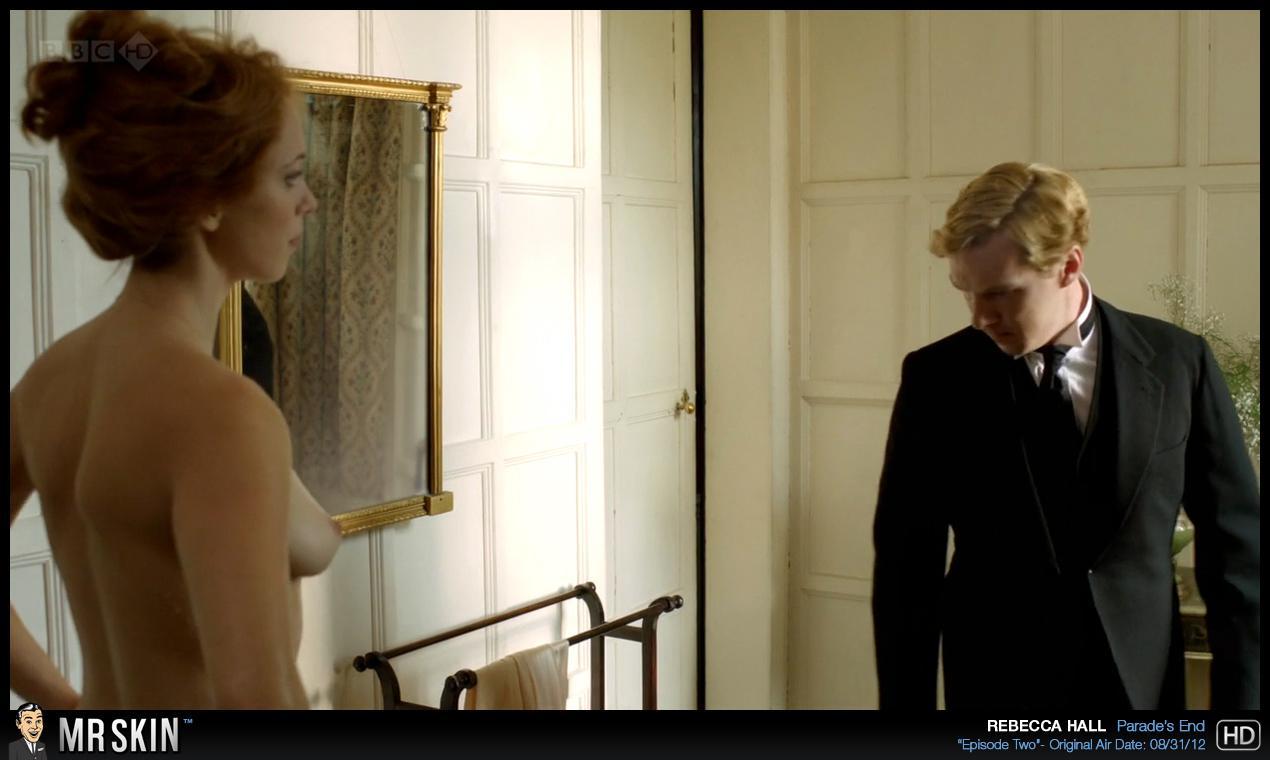 Rebecca Hall Desnuda Sin Ropa y