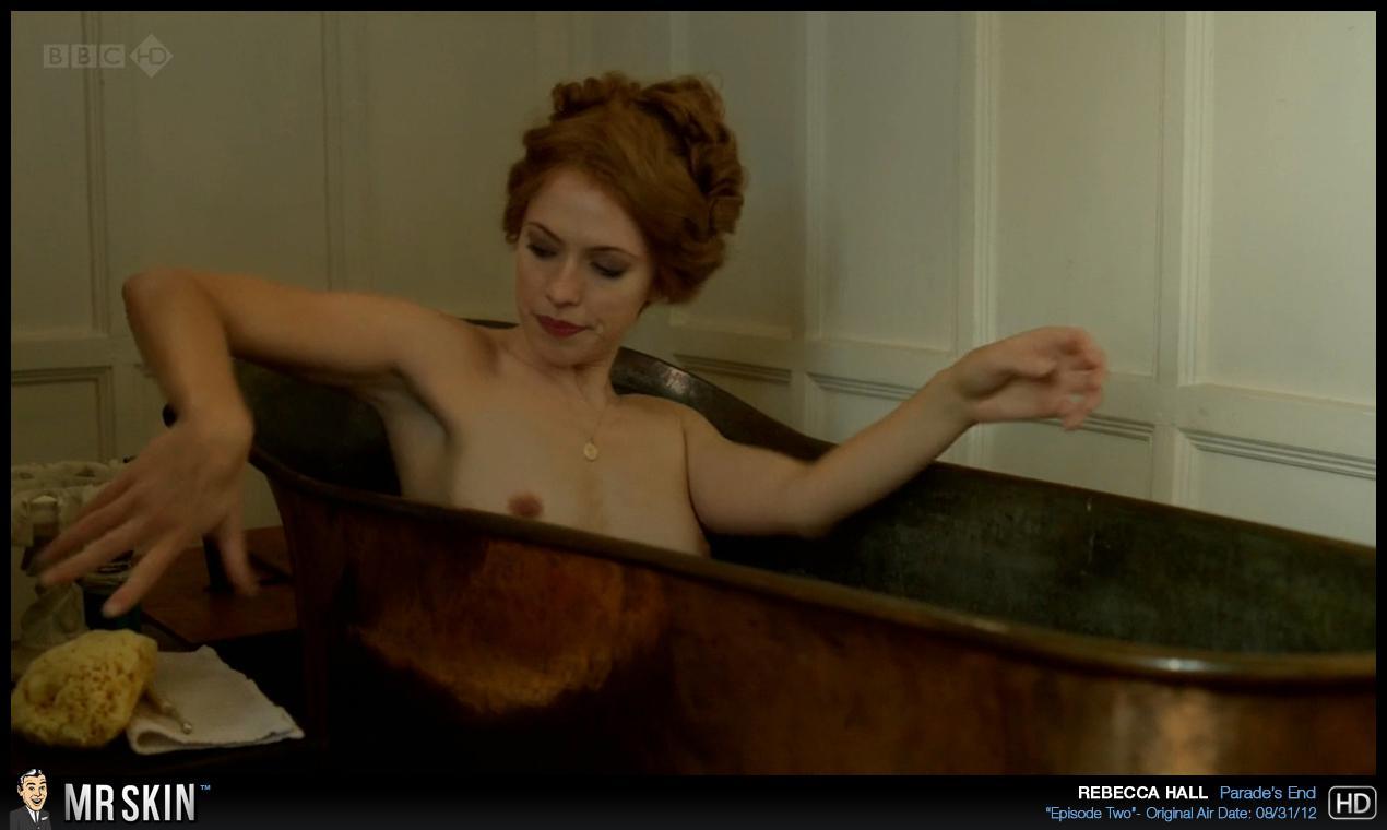 Rebecca hall fotos desnudas