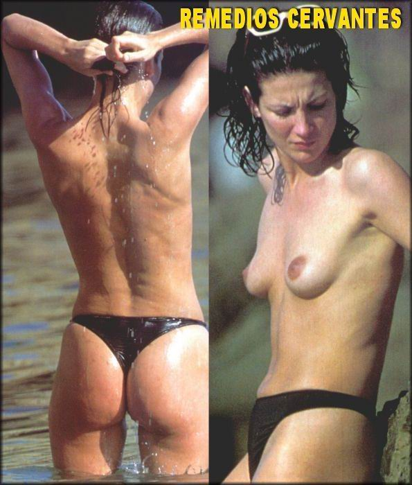 Carrie Anne Moss Nude Carrie
